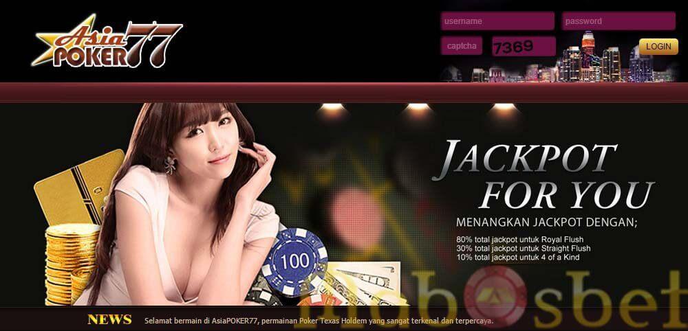 Judi Poker Asiapoker77